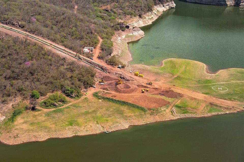 Constructoras devolverán a CFE cargos por gasoductos parados