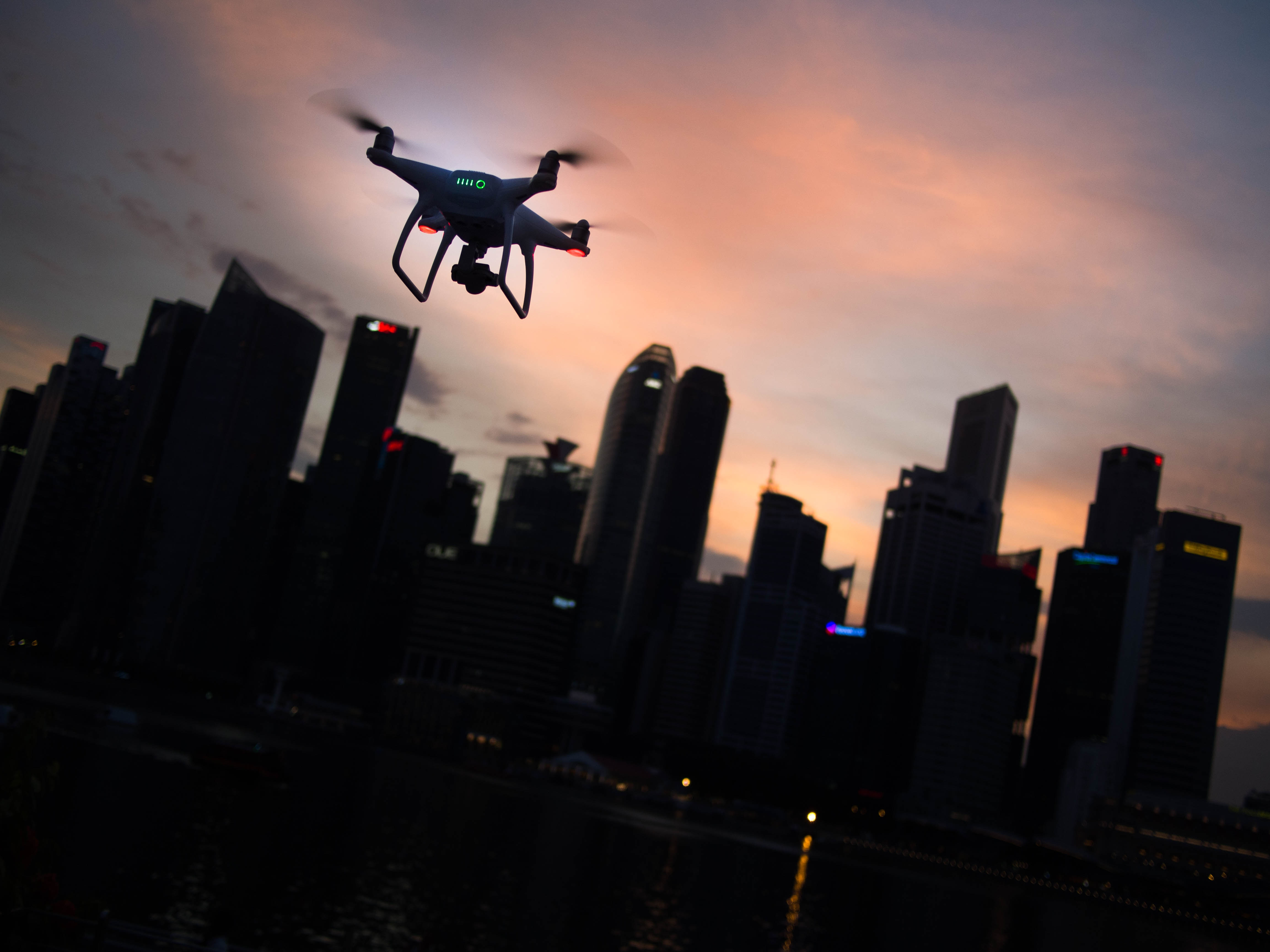 La era de los drones: ¿Reputación negativa injusta?