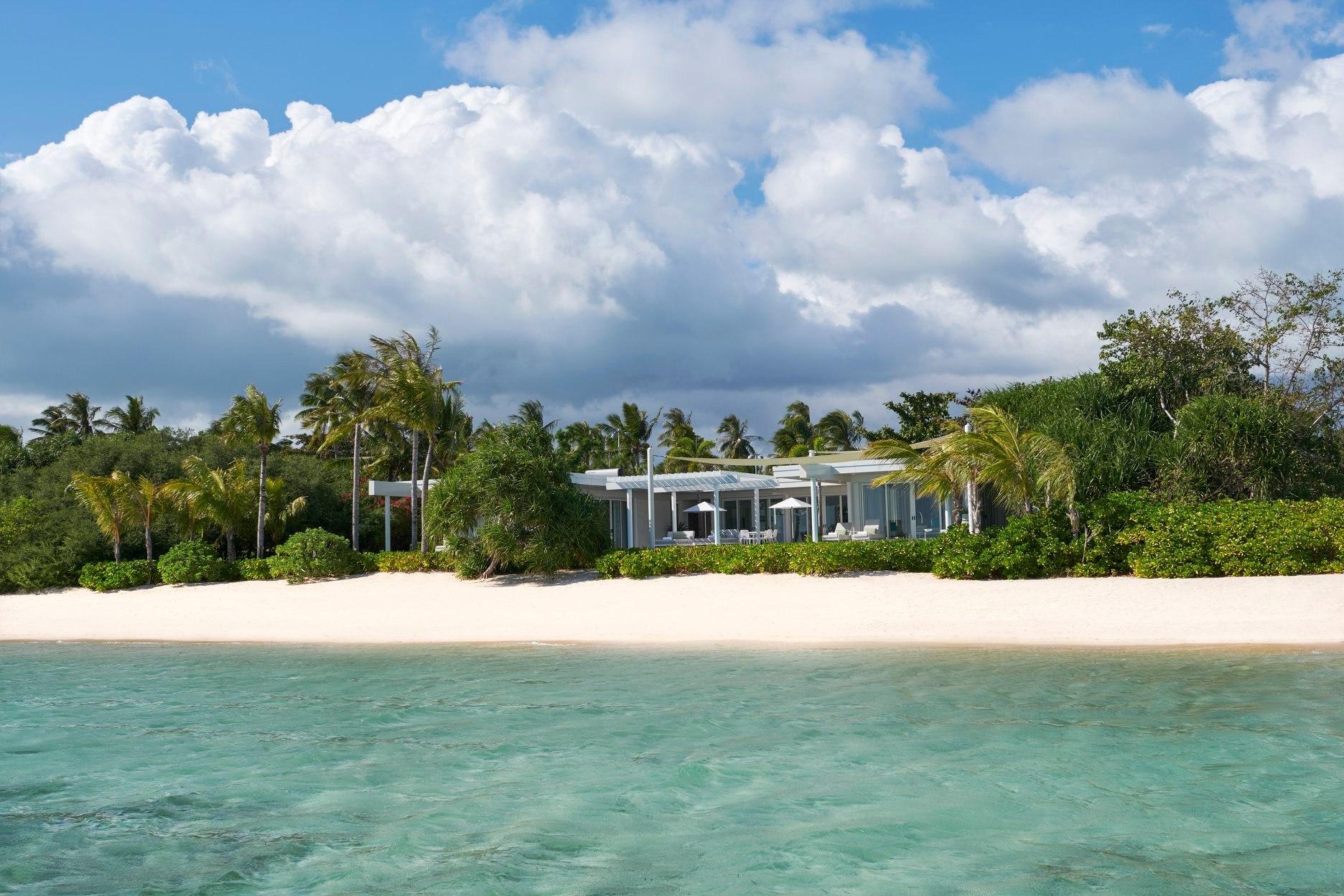 Cuánto cuesta hospedarse en la isla de lujo más cara del mundo