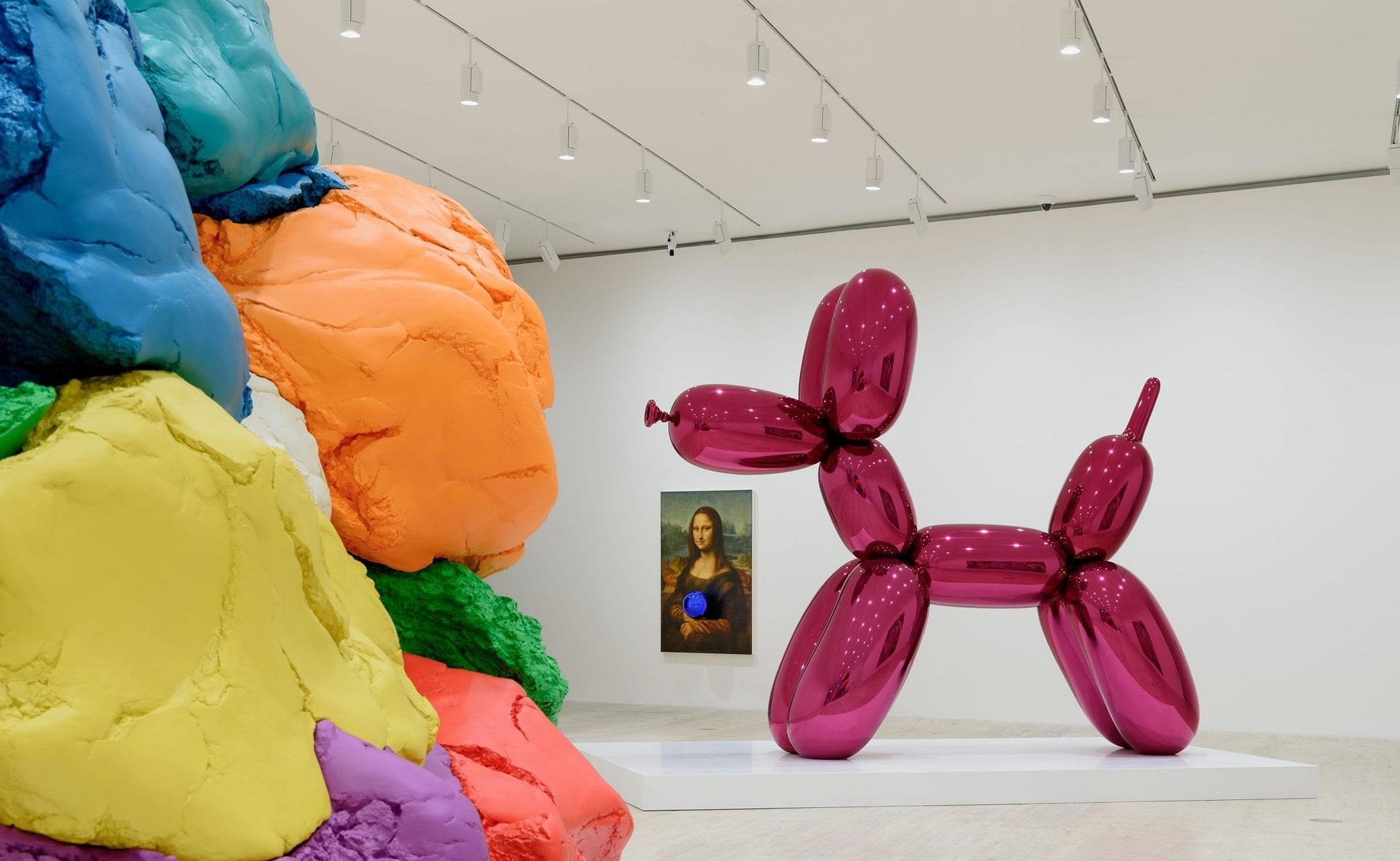 Última llamada: Duchamp y Koons se despiden del Museo Jumex