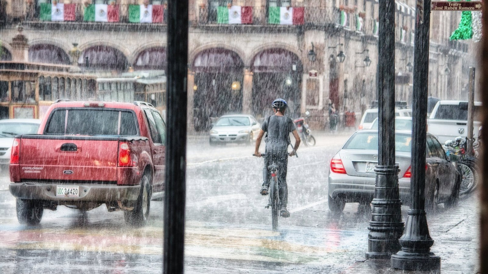 Conagua advierte fuertes lluvias en cinco estados