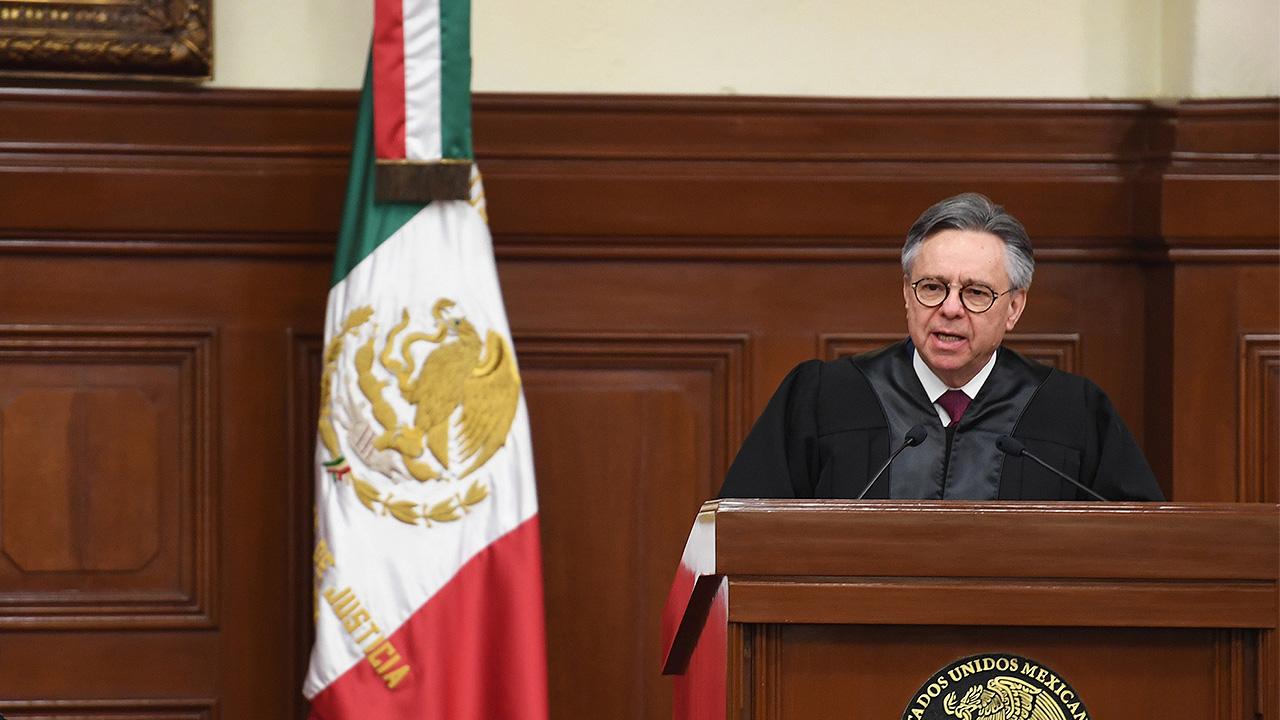 Senado votará renuncia de Medina Mora el martes