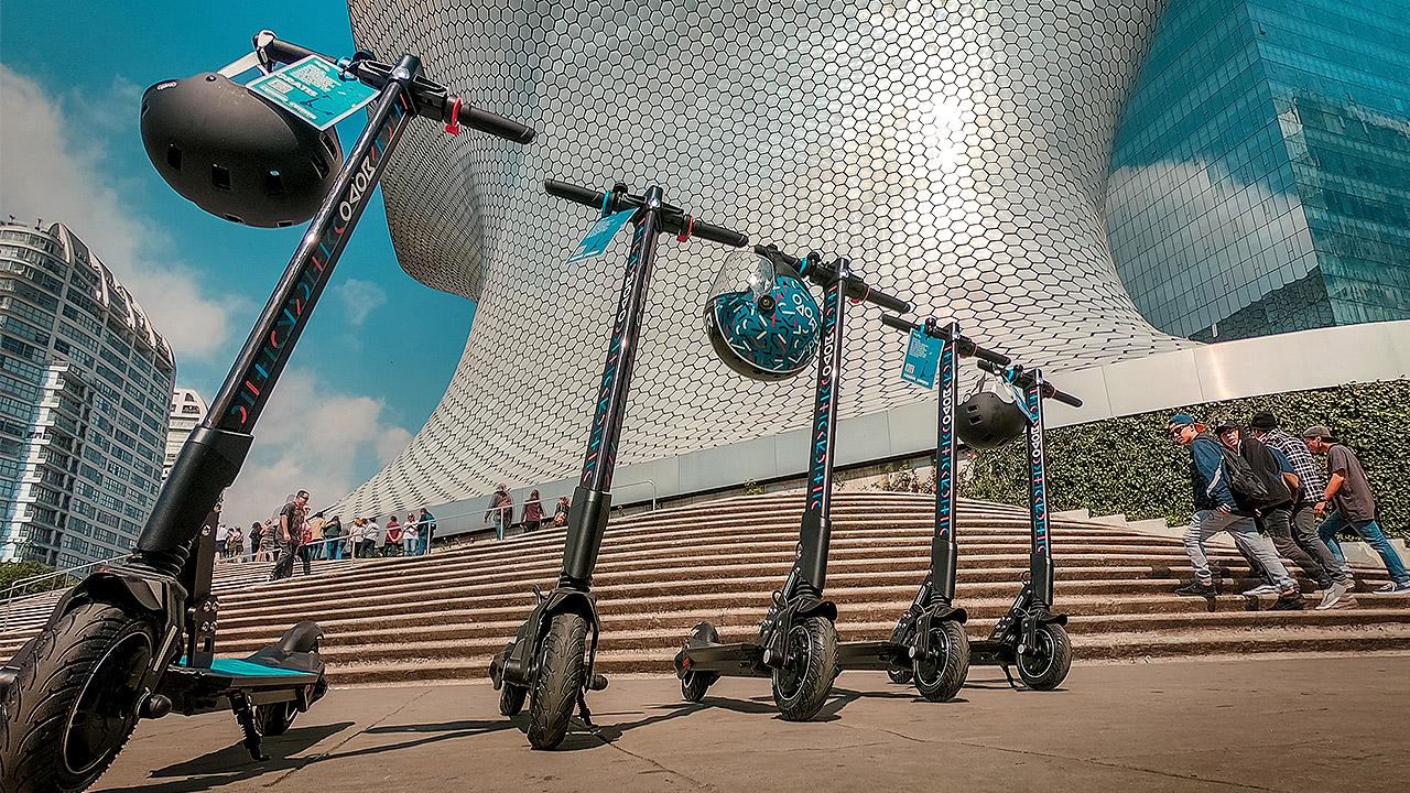 Movo quiere seguir rodando sus scooters en CDMX: alista acciones legales