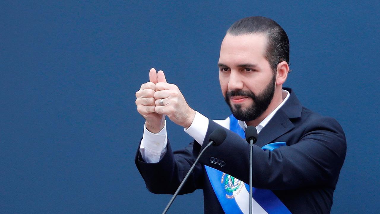 Presidente de El Salvador necesita 91 mdd para combatir a las pandillas