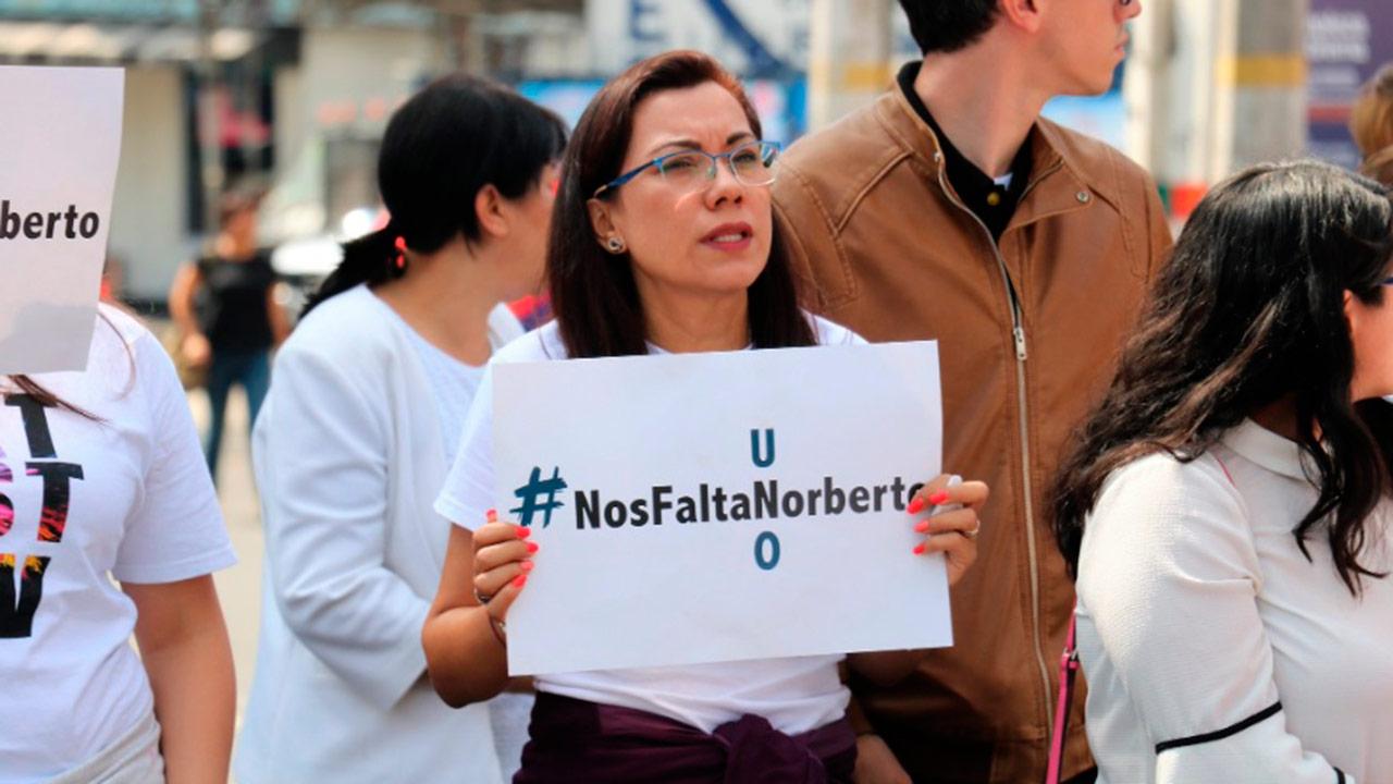 Procuraduría niega que haya detenidos por caso de Norberto Ronquillo