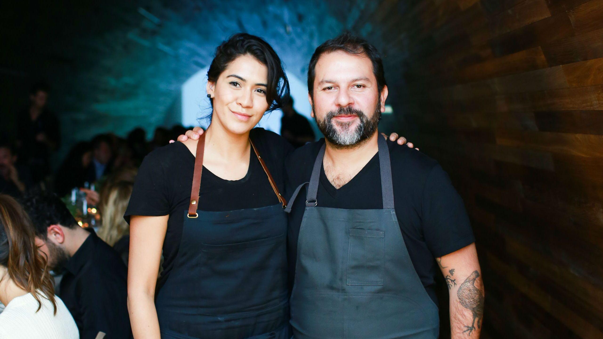 Enrique Olvera y Daniela Soto-Innes abrirán un restaurante en Las Vegas