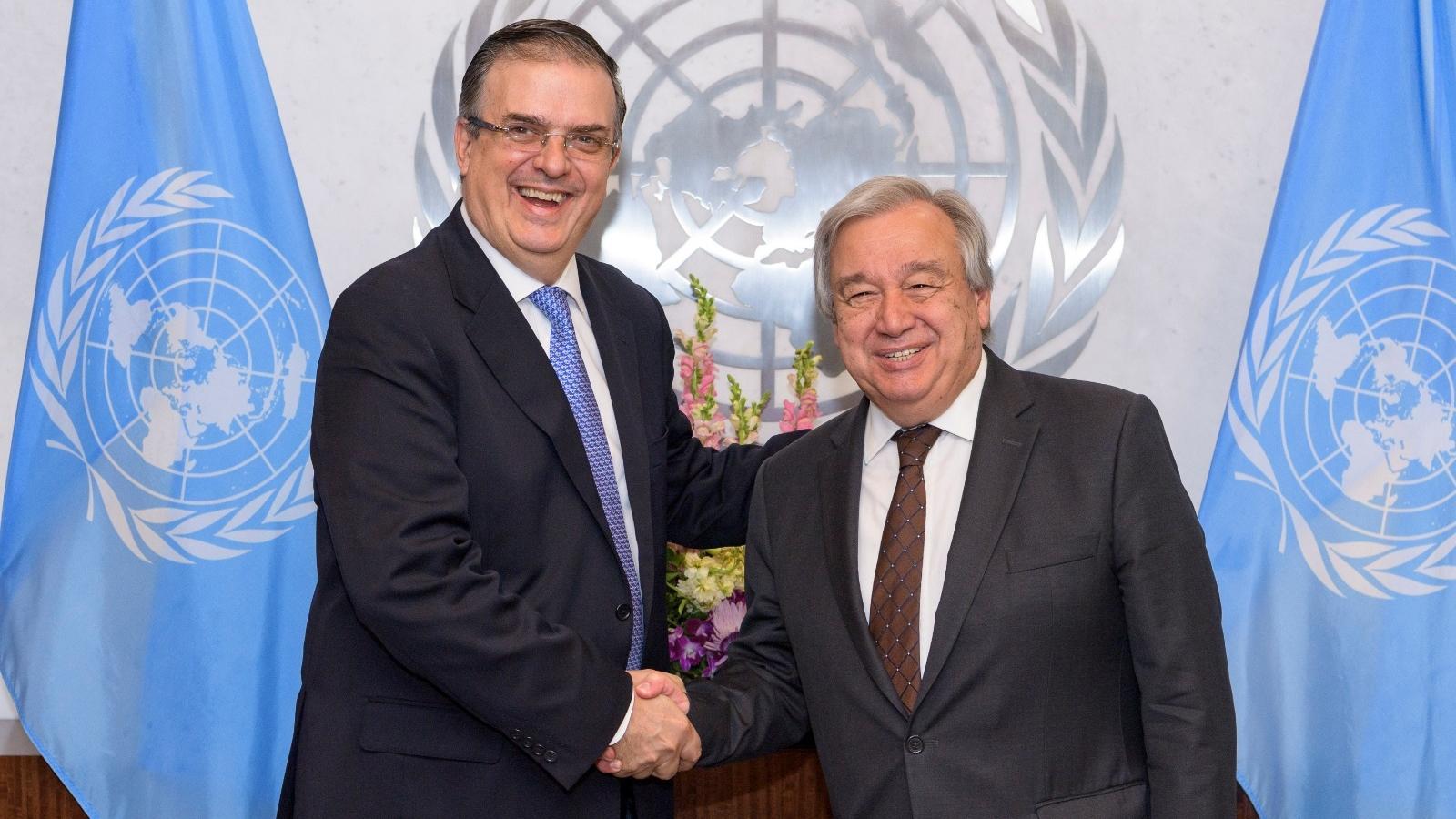 La ONU apoyará en plan de desarrollo para contener migración centroamericana