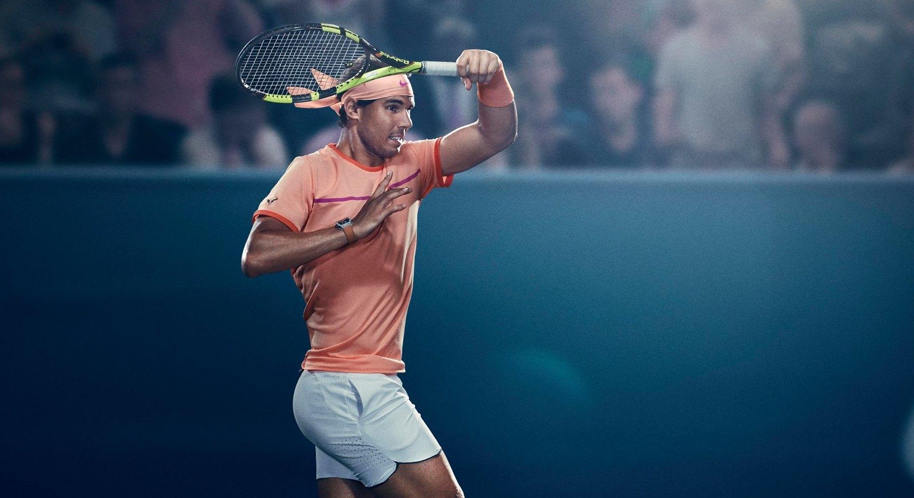 Rafael Nadal marcas de lujo