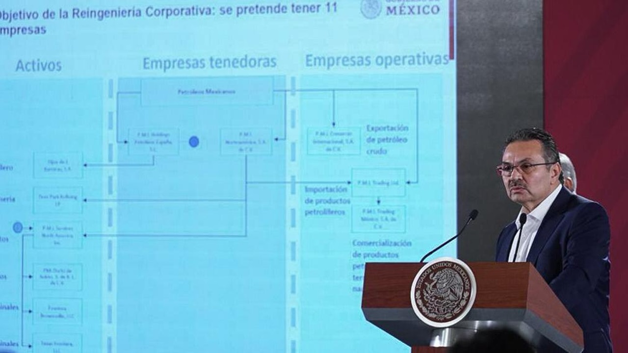 Pemex reporta alza en producción de petróleo en junio tras 'bache' en mayo