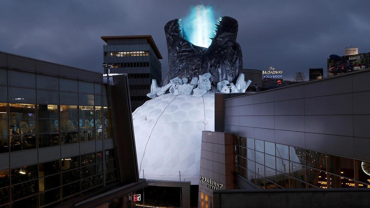 Godzilla II: 'El rey de los monstruos'