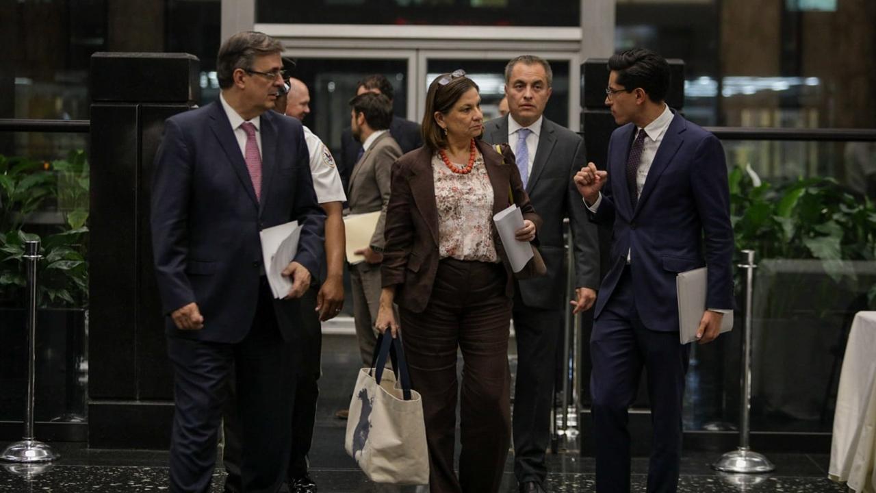 Victoria aparente de México en acuerdo con EU