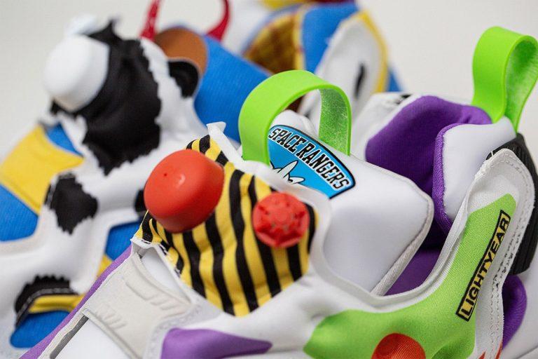 Reebok Toy Story