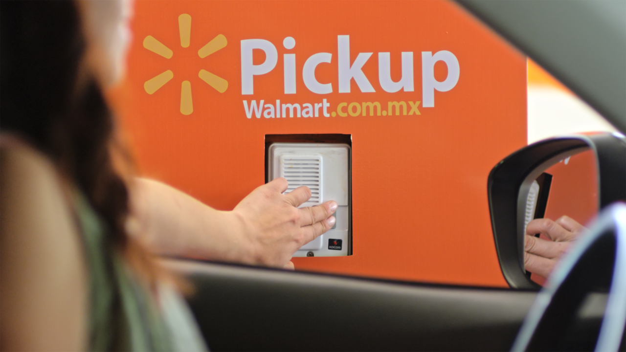 Walmart reporta incremento en ventas de 12.9% por compras de abarrotes