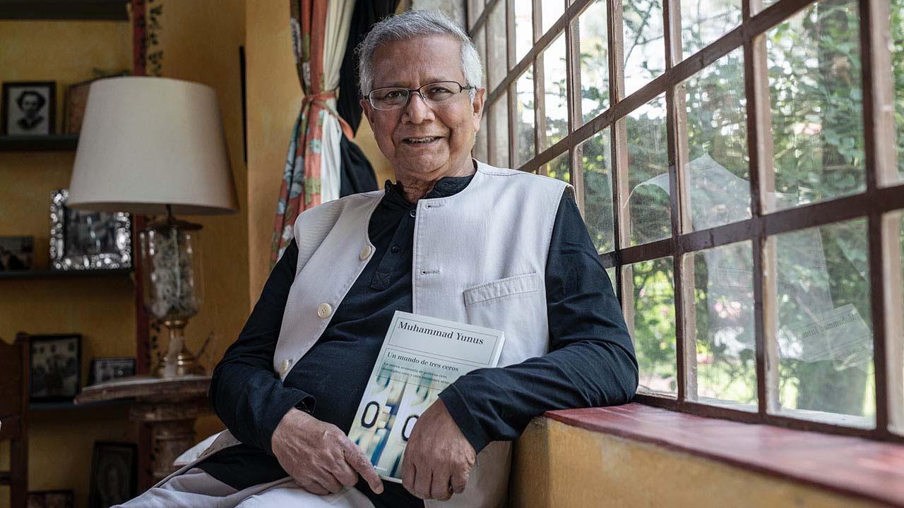 Exclusiva | Muhammad Yunus: Un muro nunca podrá contener la migración