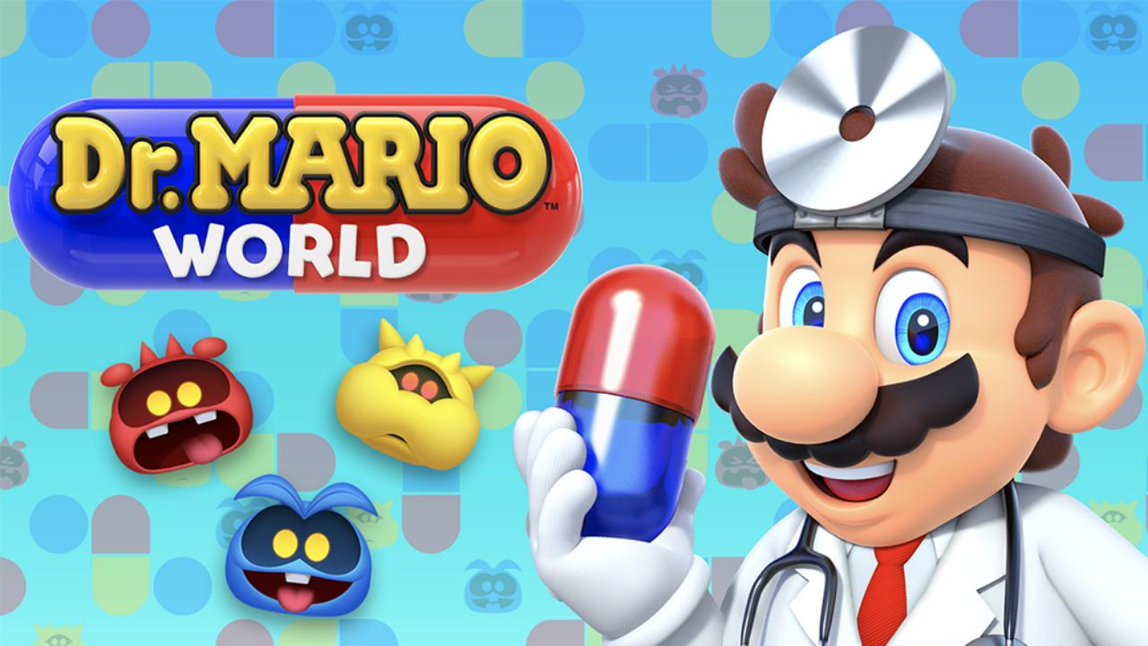 Dr. Mario World: Nintendo de nuevo en móviles