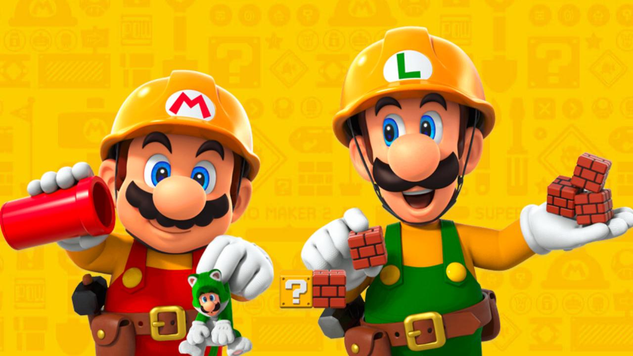 Super Mario Maker 2, con posibilidades infinitas