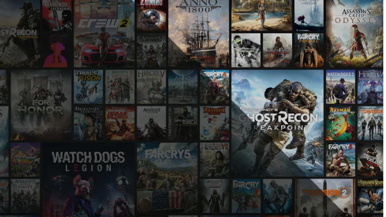 Ubisoft contará con un servicio de subscripción
