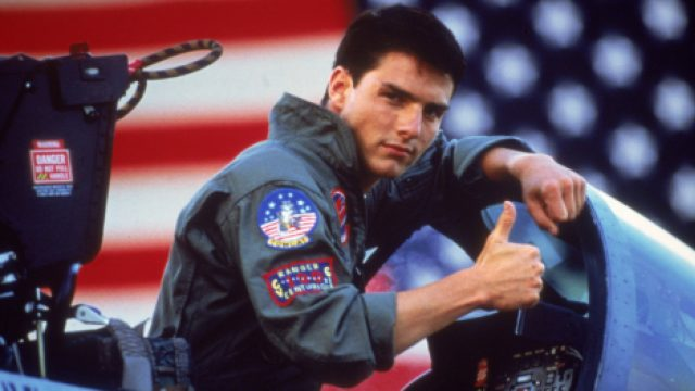 Top Gun Tom Cuise