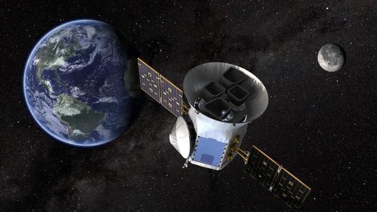 Posarán robots en la Luna para desplegar telescopios de largo alcance