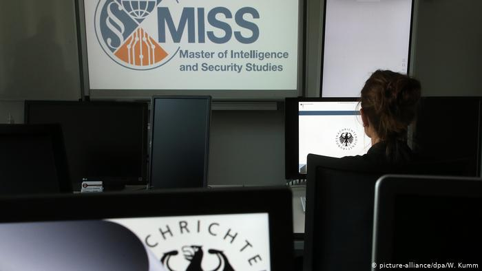 Alemania crea una maestría especial para espías