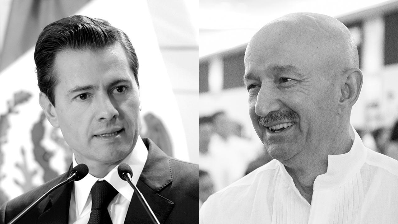 Ligan a Salinas y Peña en caso Collado; los señalan como dueños de Caja Libertad