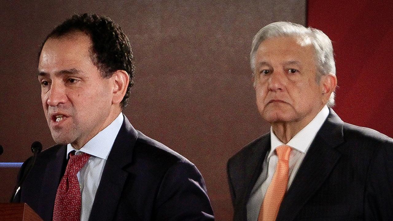¿Qué pasa si Herrera le llega a decir 'no' al presidente? Lo convenzo, dice AMLO