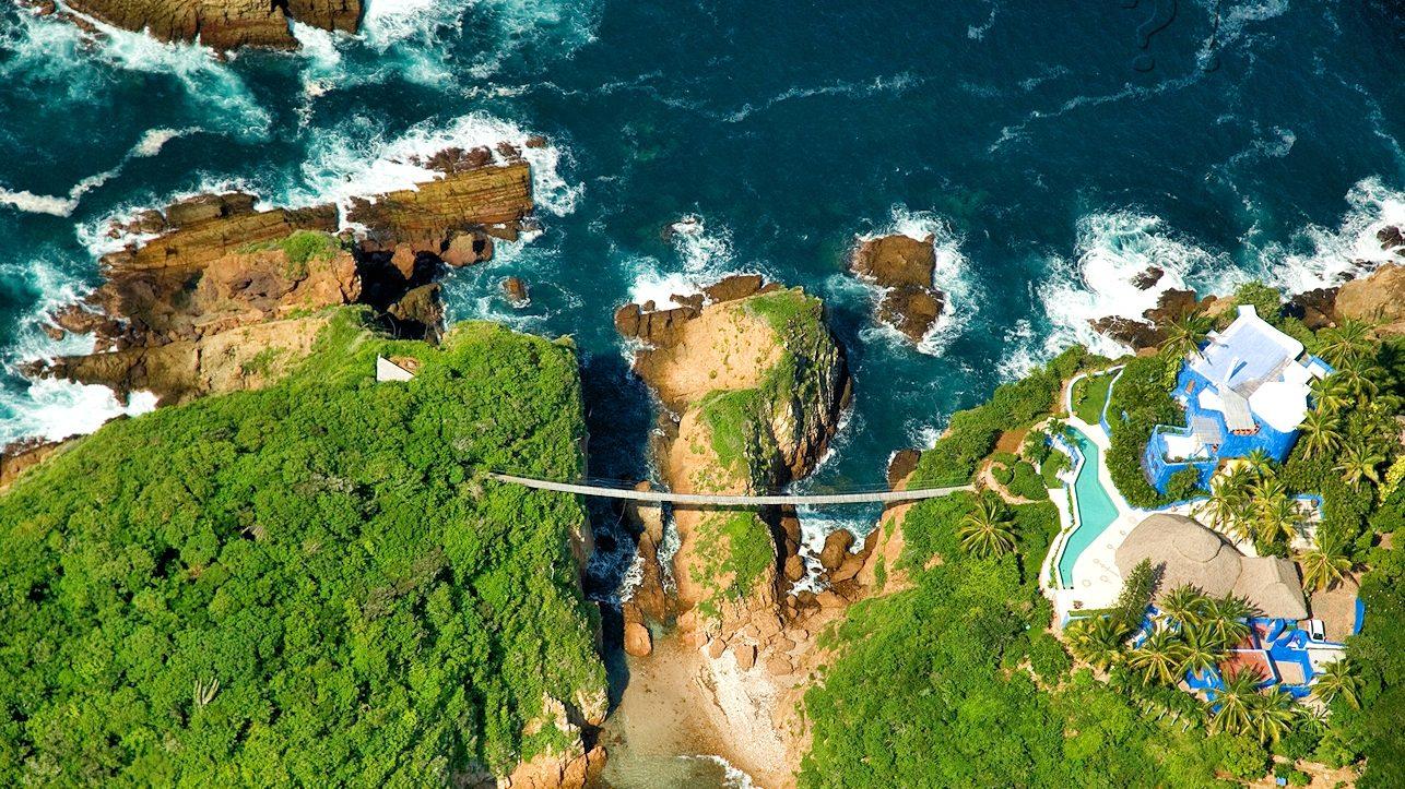 Careyes, el 'lujo del Pacífico' celebra 50 años de vida