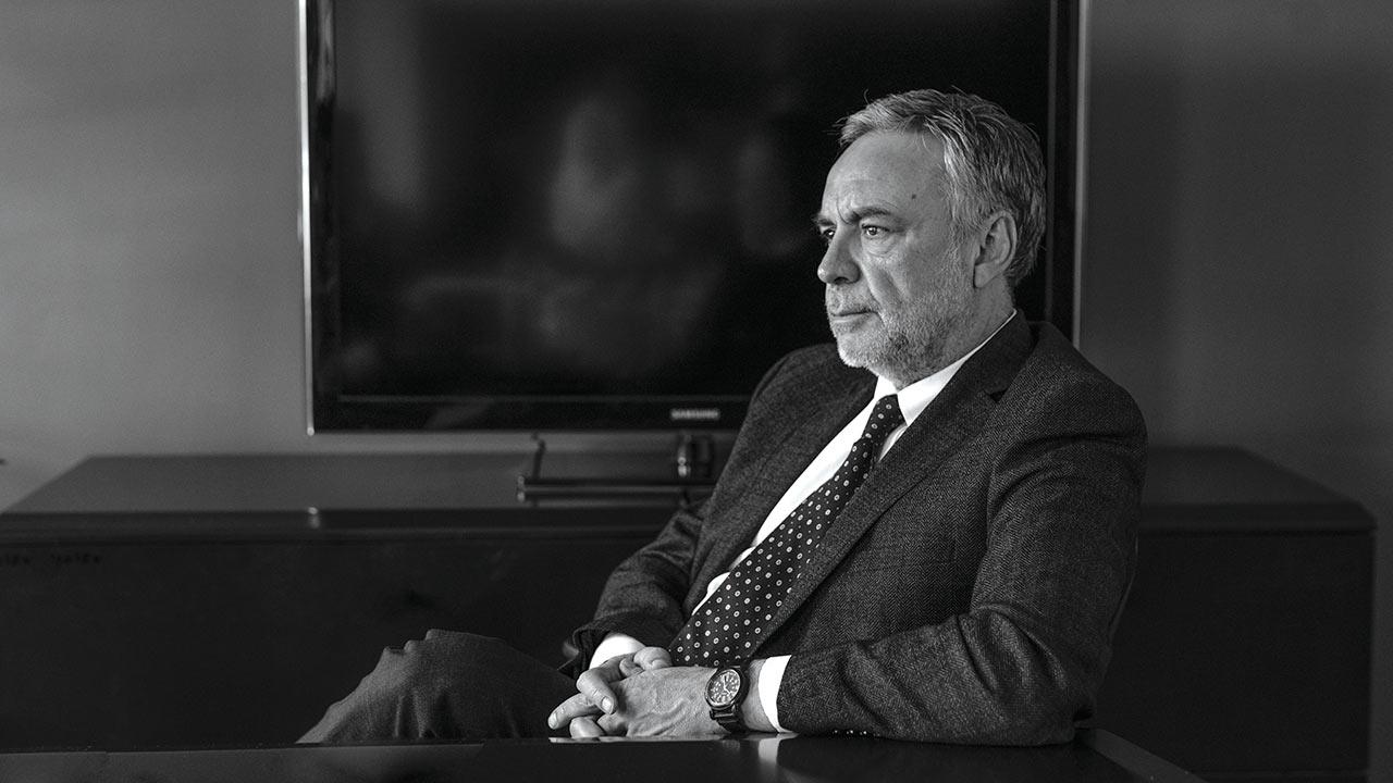 Alfonso Ramírez Cuéllar, patrocinador de la 4T