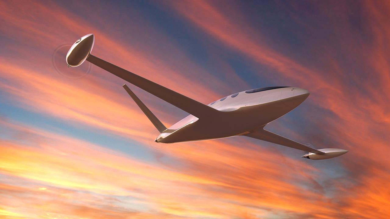 Alice, el nuevo avión eléctrico es una realidad