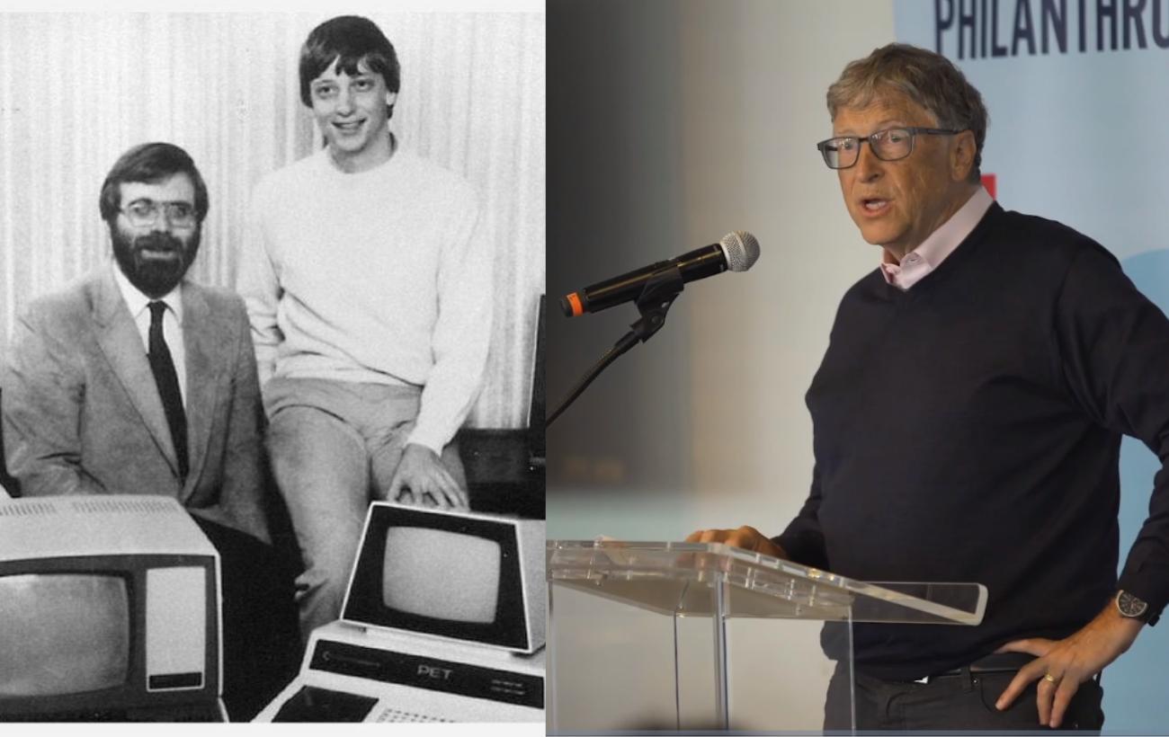El asombroso tributo de Bill Gates a Paul Allen, cofundador de Microsoft