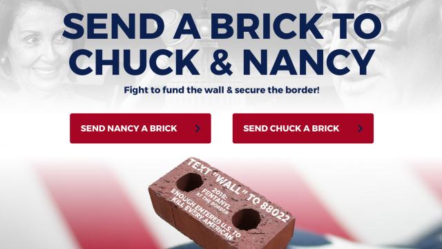 ¿Quién está financiando el muro soñado por Trump en la frontera?