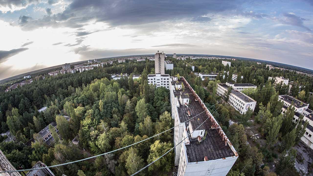 Crearán área turística en zona de exclusión de Chernobyl