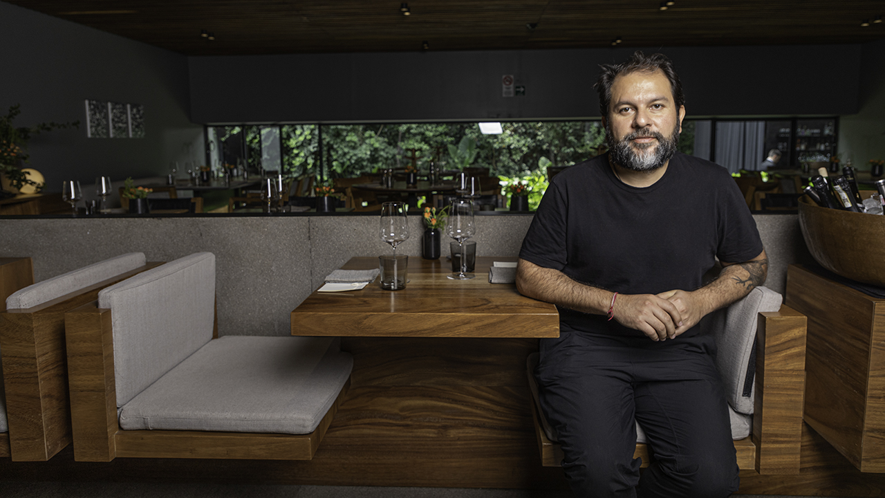 7 pasos disruptivos del chef Enrique Olvera para alcanzar el éxito