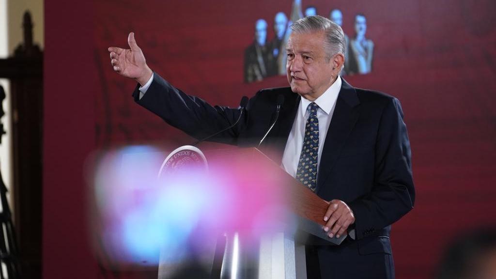 La agenda de México no se dicta desde el extranjero, reitera AMLO