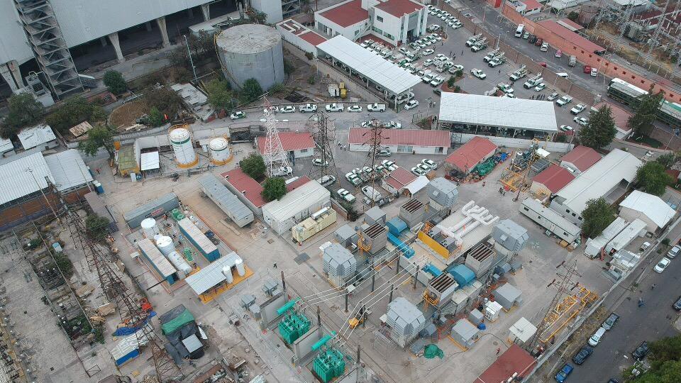 Rengen Energy entrega a CFE planta eléctrica rehabilitada en CDMX