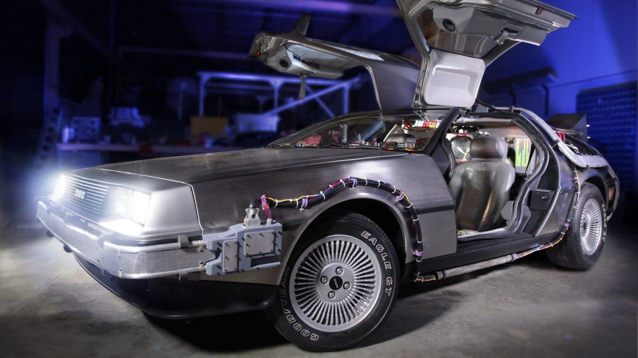 Visita la exposición de autos de ciencia ficción más grande del mundo