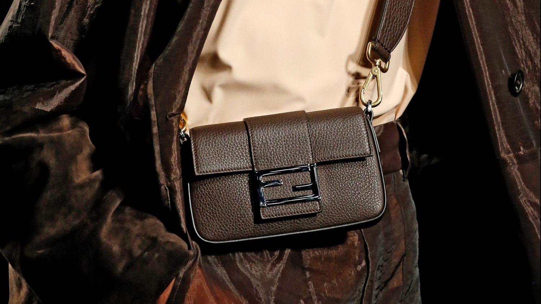 Fendi presenta una colección de bolsos para hombre