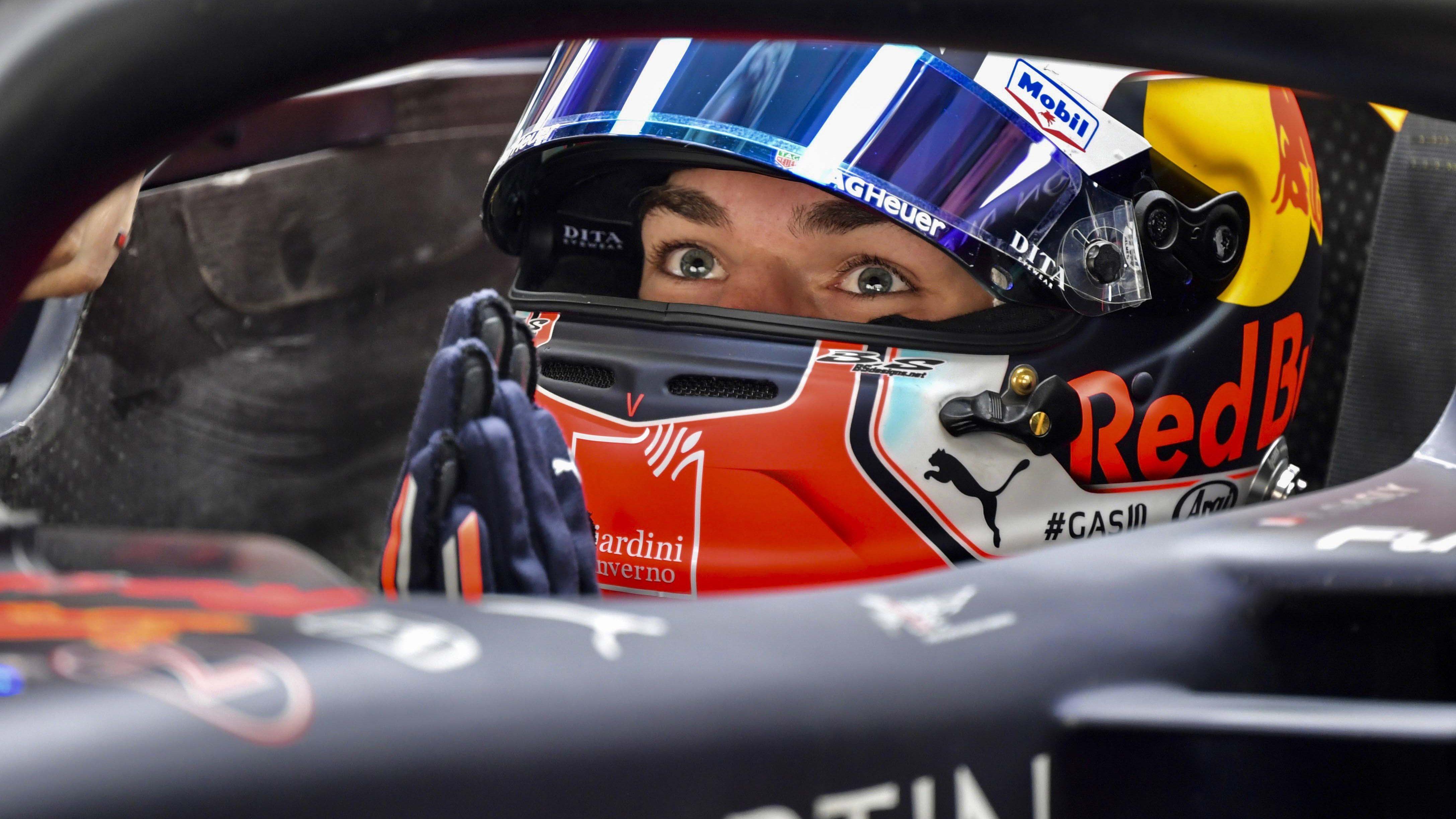 Formula 1, cada vez más joven