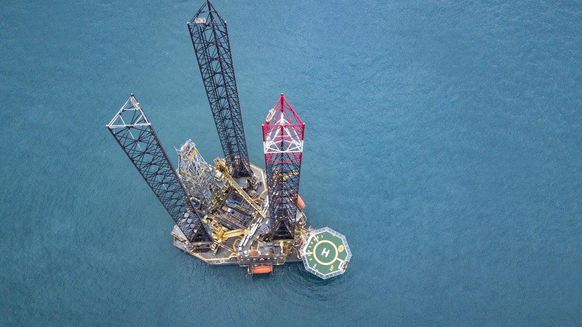 Marinsa inicia la primera perforación petrolera en la era AMLO