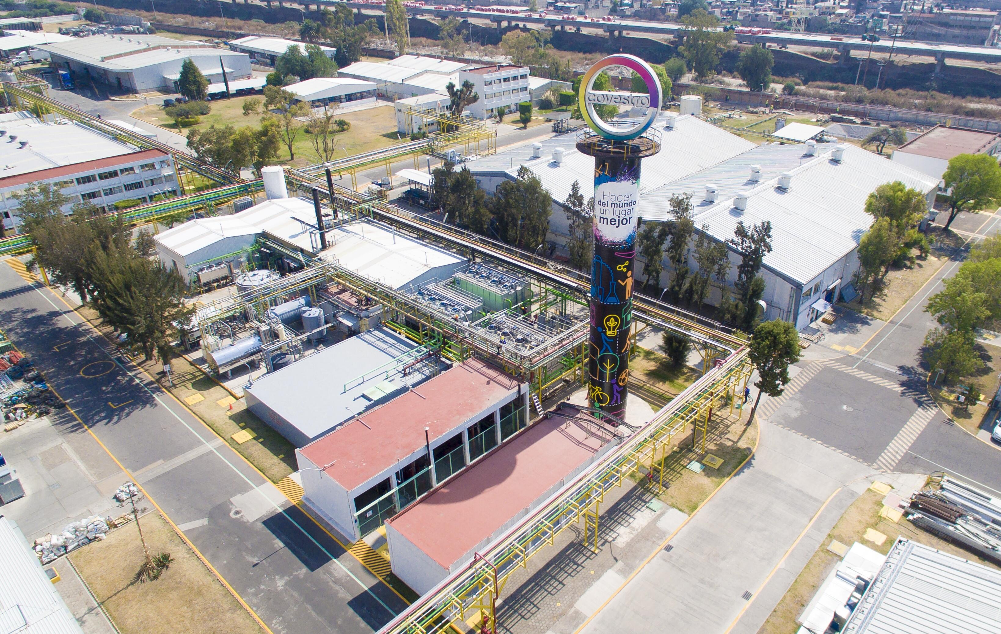 Covestro espera duplicar su producción en México