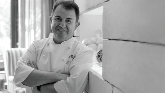 Martín Berasategui reinventa el menú del Gastro Bar, en Los Cabos