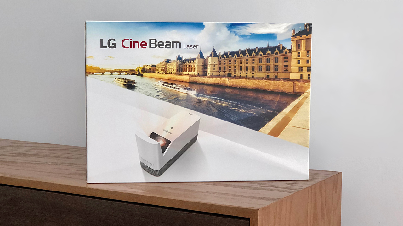 LG CineBeam Laser: posibilidades infinitas para tu universo personal