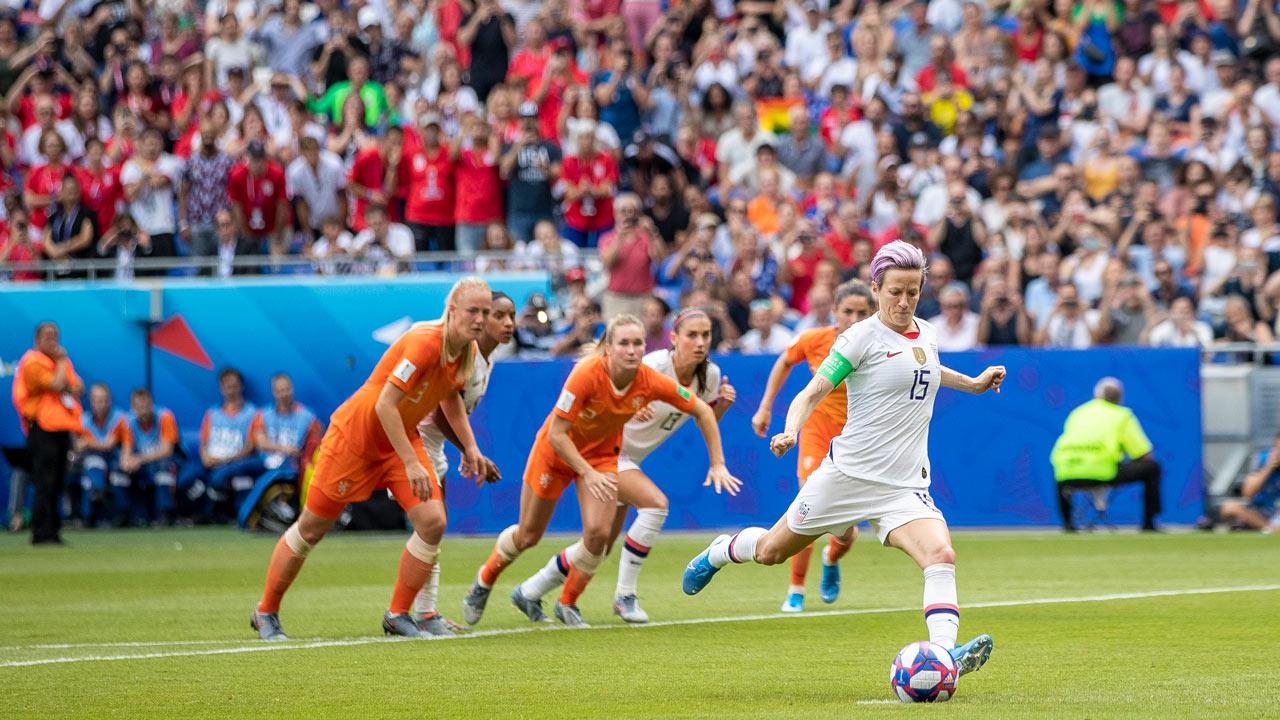 La discriminación salarial en el deporte femenil