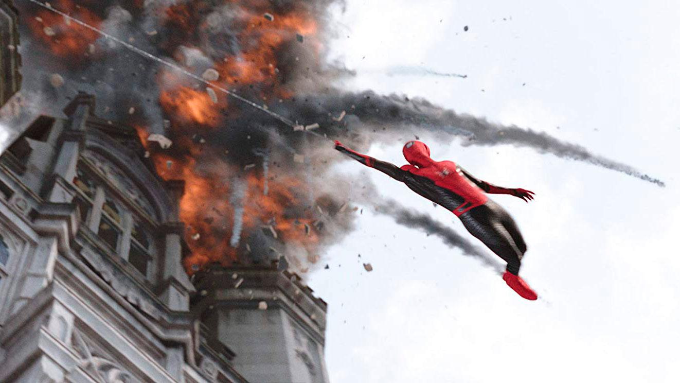 'Spider-Man: Lejos de casa': quiere ser un héroe