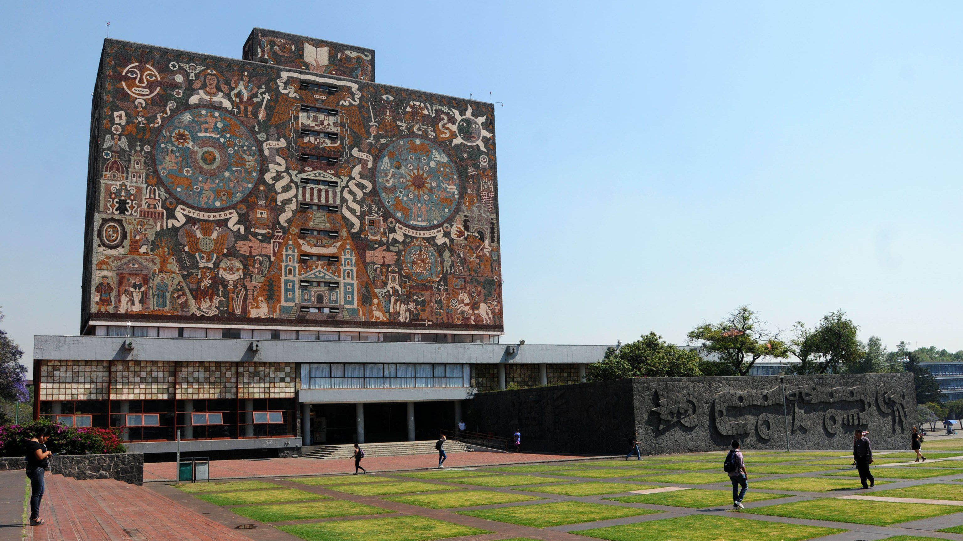 UNAM, la mejor universidad de México en presencia en internet, según ranking español