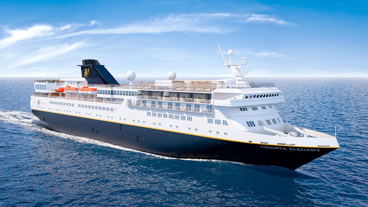El primer crucero mexicano de lujo está a punto de zarpar