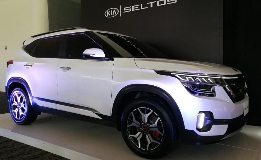 Kia prepara lanzamiento de nueva SUV Seltos en México