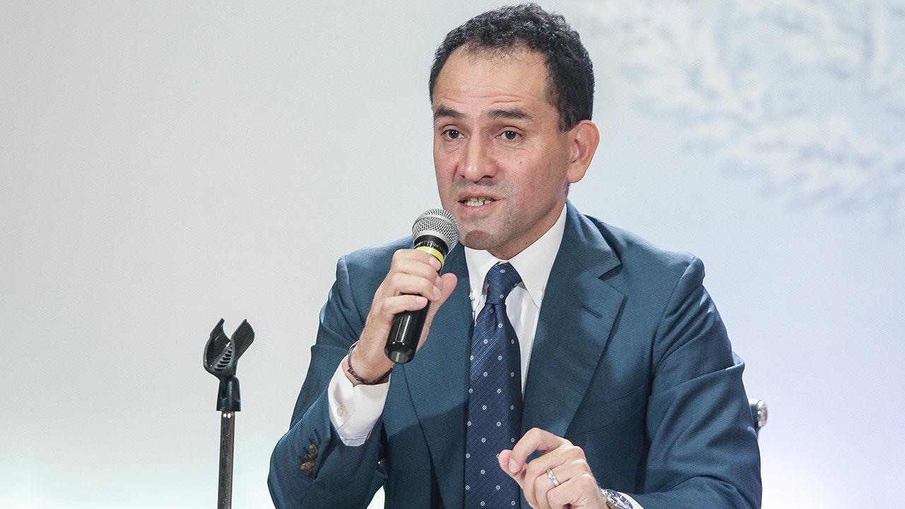 Herrera asegura que México está 'muy, muy lejos' de una recesión