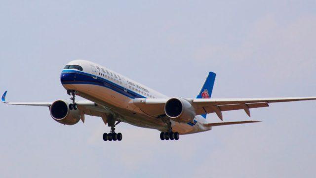 China reanuda vuelos luego del coronavirus