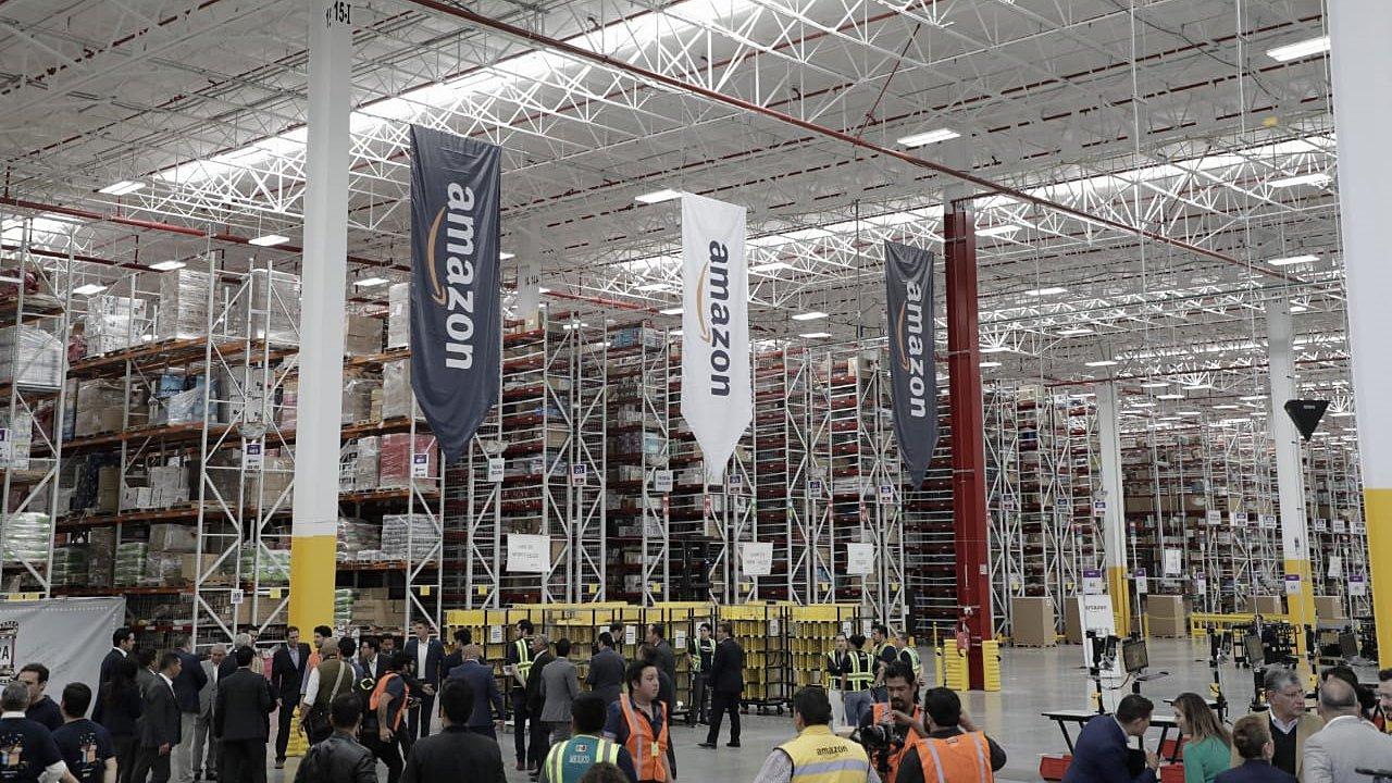 Amazon abre en México su centro de distribución más grande de Latam
